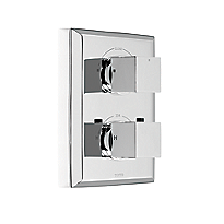 Lloyd® Thermostatic Mixing Valve - Dual Volume Control