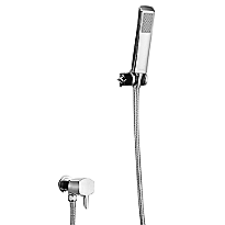 Soirée® Hand Shower Set with Lever Handle