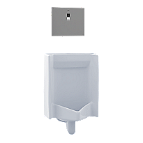 Commercial Washout Ultra High Efficiency Urinal, 0.125 GPF - ADA